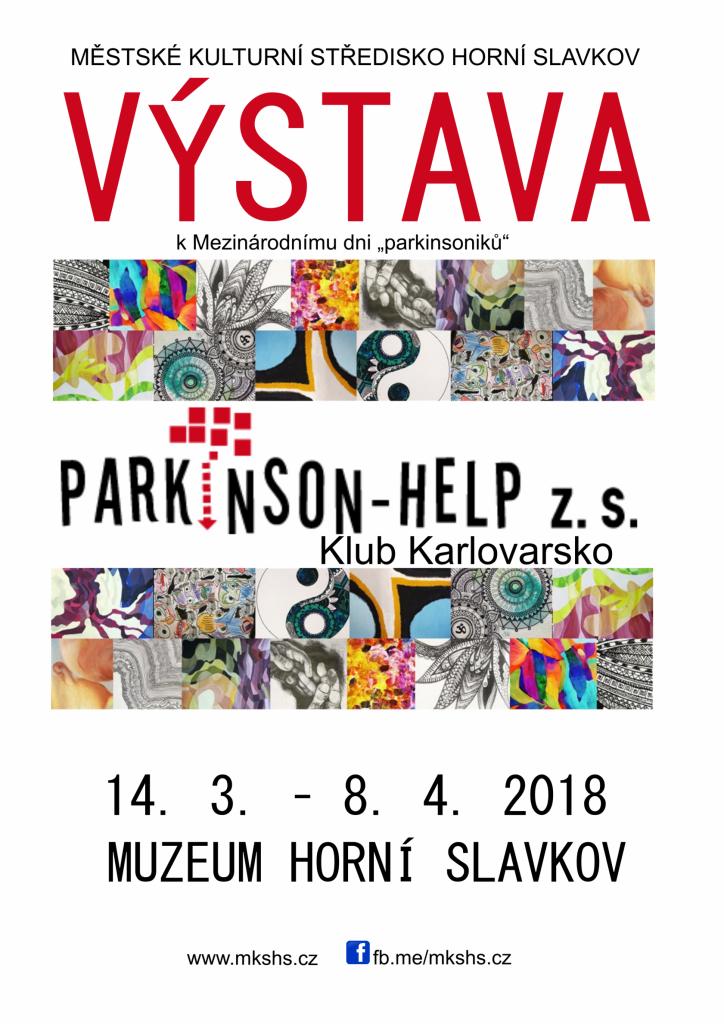 """Muzeum - Výstava k mezinárodnímu dni """"parkinsoniků"""""""
