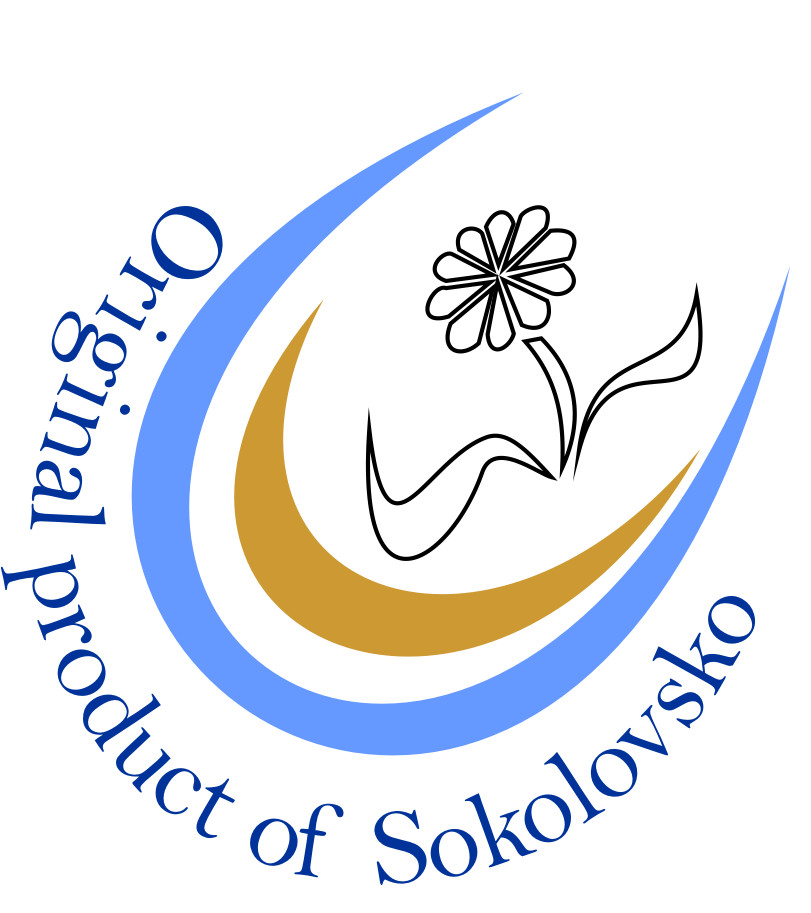 Original product of Sokolovsko