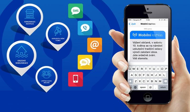 Rozesílání informačních SMS