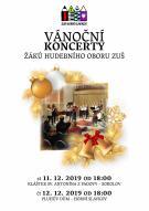 Vánoční koncerty žáků hudebního oboru ZUŠ